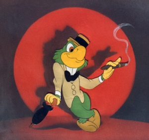 It's me! José Carioca, your friendly neighbour from Brazil!