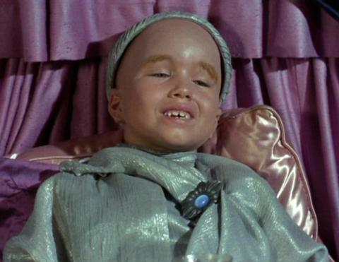 This is literally the least terrifying picture of Clint Howard I could find.