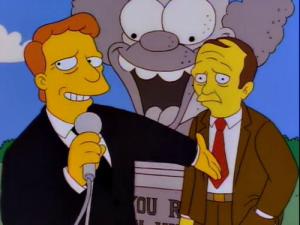 Bob Newhart, everybody!