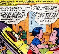 You will bow down before Krypton's Humane Society Jor-El! I swear it!