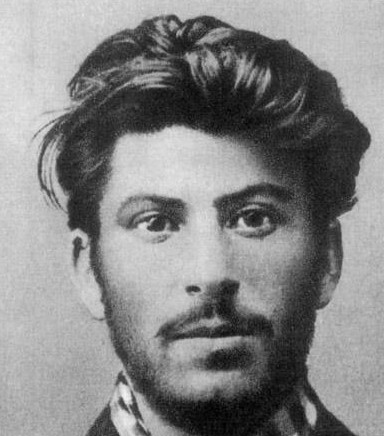 I like my Stalin like I like my Elvis. Young, sexy, and before he killed millions of people.