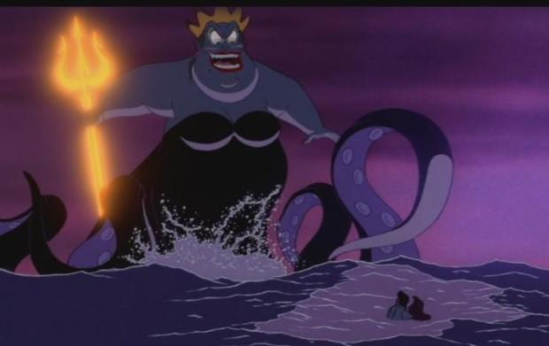 Ursula r'lyeh fhtagn!