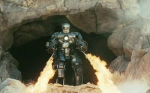 Tony Stark built that in a CAVE! With a BOX OF SCRAPS!
