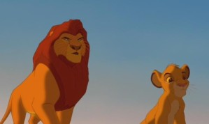 """That is Bahia. You must never go there Simba."""