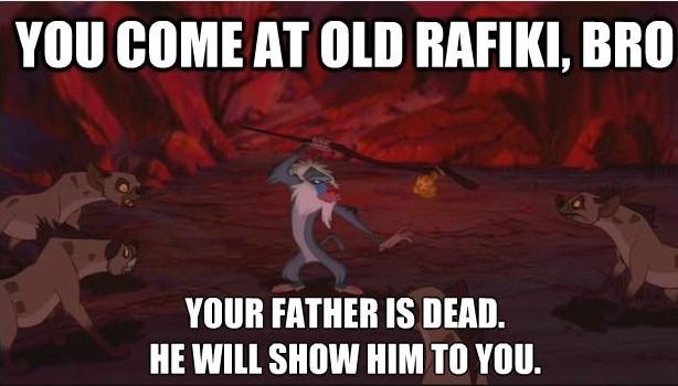 Old Rafiki