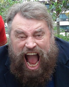 See? That's how you use your BRIAN BLESSED.