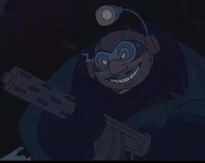 Evil Mole!