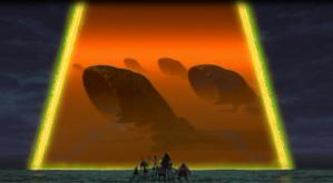 Arrakis. Dune. Desert planet.
