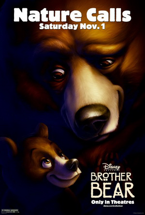 Disney Reviews with the Unshaved Mouse #44: Brother Bear (1/6)