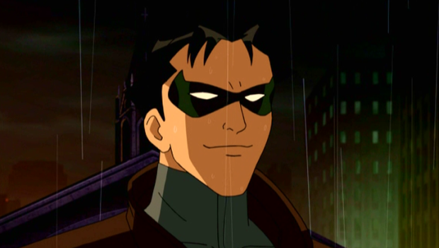 He wears a mask under his mask. It's the secret identity equivalent of wearing two condoms.