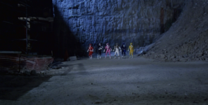 """""""Huh. I guess this is why Zordon keeps telling us not to milk the transformations."""""""
