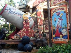 Disney cannon