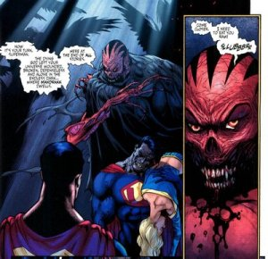 Explain to me what happened in Final Crisis. I DARE you.