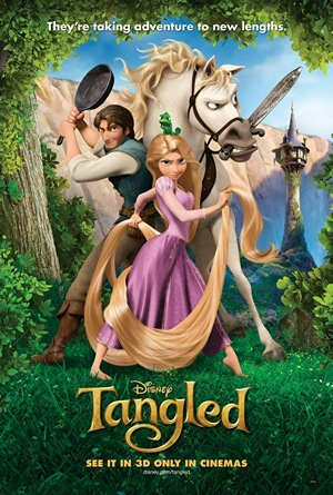 Disney Reviews With The Unshaved Mouse 50 Tangled