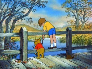 The Many Adventures of Winnie the Pooh Pooh and Christopher Robin