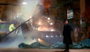 """Behold! My Wonkamobile...OF DOOM!"""