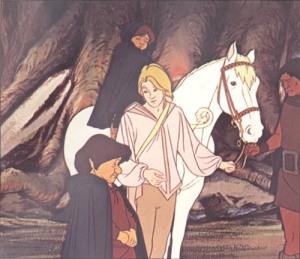Oh, my mistake. Hello Legolas.