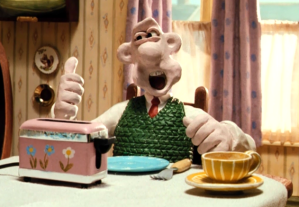 """""""Pull the lever, Gromit!"""""""