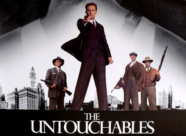 "More like the ""The Unwatchables"" amirite?"