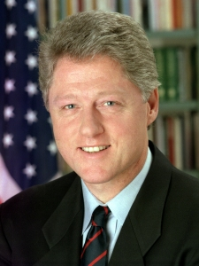 Man, the Clinton years WERE awesome!