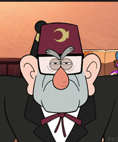 Not to be confused with the hideous Grunkle.