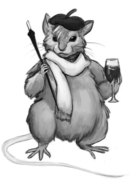 Unshaved Mouse (final)