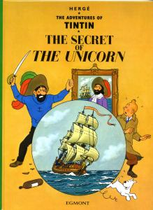 "I acually love the Tintin books, I just wish Herge had wised up and renamed them ""The Adventures of Captain Haddock and his ginger sober companion."""