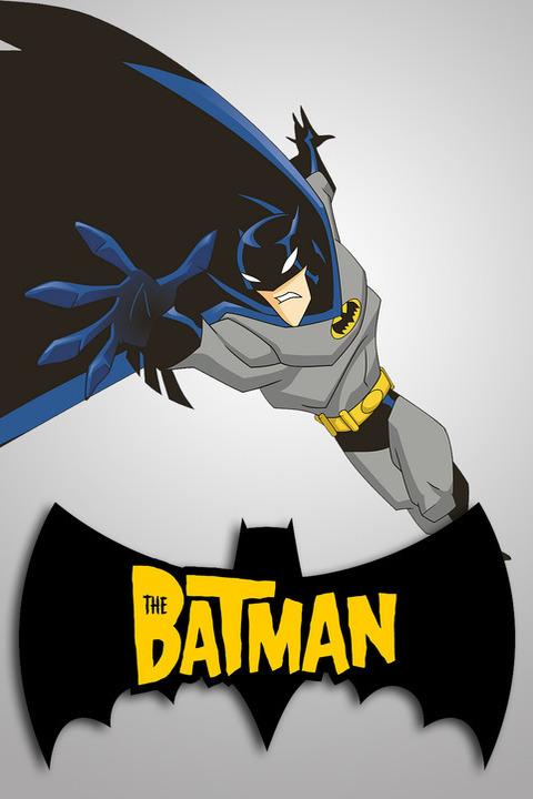 The Batman Image #TB-BatmanReach Pictured: The Batman Credit: © 2005 Warner Bros. Animation