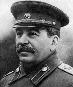 Heh. Better luck next time, Stalin.