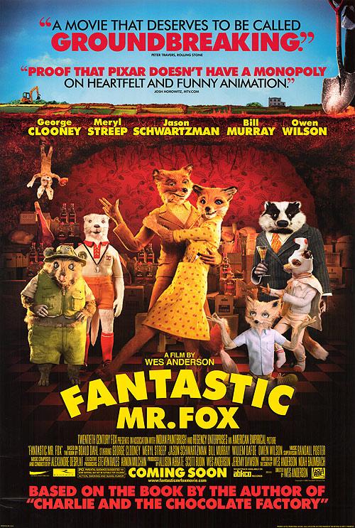 Fantastic Mr Fox 2009 Unshavedmouse