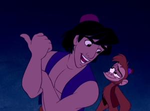 """""""Pff...some all powerful genie."""""""