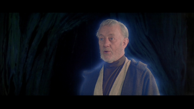"""""""So what I told you was true. From a certain point of view."""""""