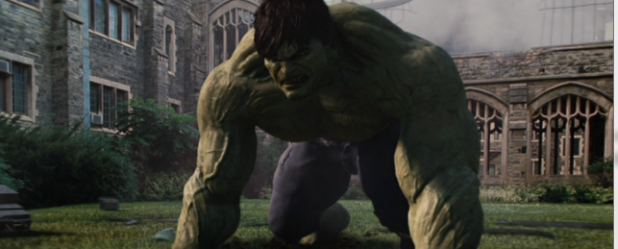Nobody likes you, Hulk. NOBODY.