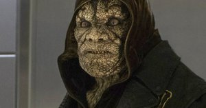 Adewale Akinnuoye-agbaje as Killer Croc Crime : Is a monster Punishment : Completely mishandled as a character