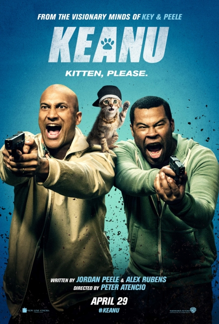 KEANU Pros : Key And Peele! Cons : Everything else