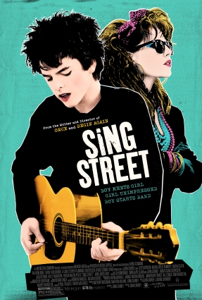 SING STREET Pros : Irish Film Short and snappy Likeable Young Cast Music is Good Cure Phase = Yes Cons : Bit Twee Some bad acting Predictable