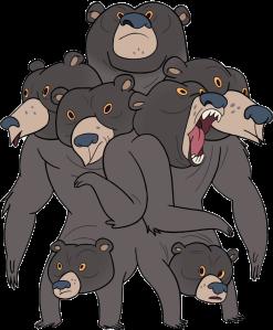 multi-bear_appearance
