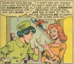 Lois lane unshavedmouse and so represents a useful yardstick for the portrayal and status of women in american culture in the silver age this was lois lane altavistaventures Choice Image